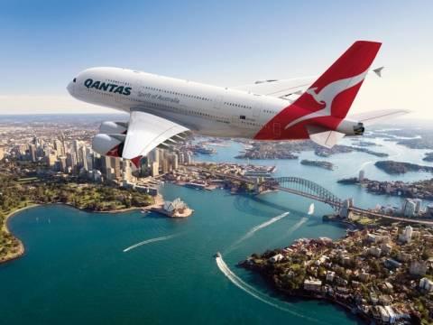 Συνεχής πτώση κερδών για την Qantas