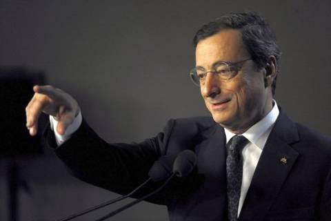 Παρέμβαση της ΕΚΤ στις αγορές προανήγγειλε ο Ντράγκι