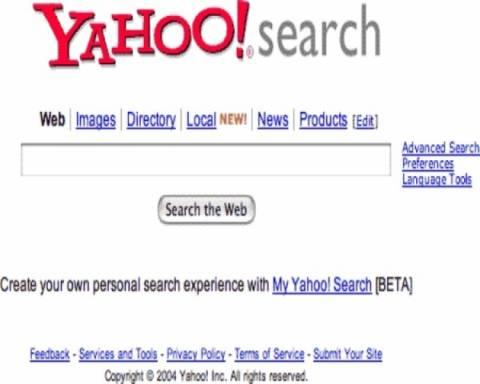 Ποιά ήταν η λέξη με τις περισσότερες αναζητήσεις στο Yahoo το 2011;