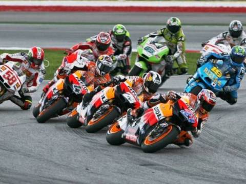 MotoGP: Το Γερμανικό γκραν πρι μένει στο Σάξεσρινγκ