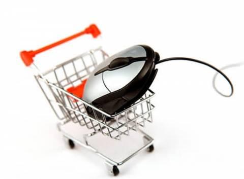 «Γεμάτο» το ηλεκτρονικό καλάθι των Ελλήνων καταναλωτών