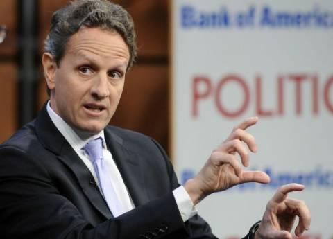 Κρίσιμες συναντήσεις Γκάιτνερ με ευρωπαίους αξιωματούχους