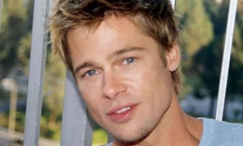 Ο Brad Pitt και τα αγόρια του