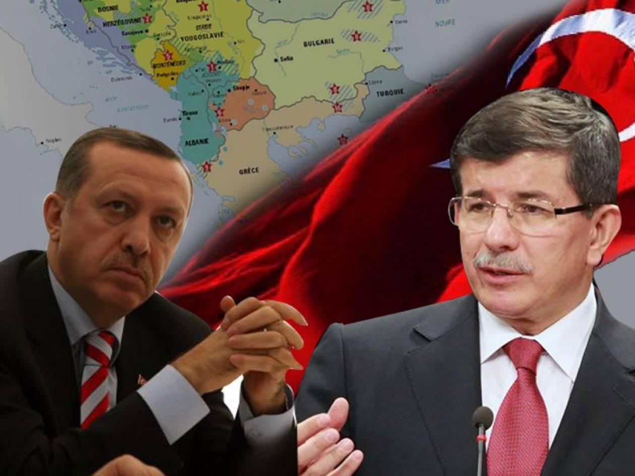 Τουρκική (επανα)διείσδυση στα Βαλκάνια