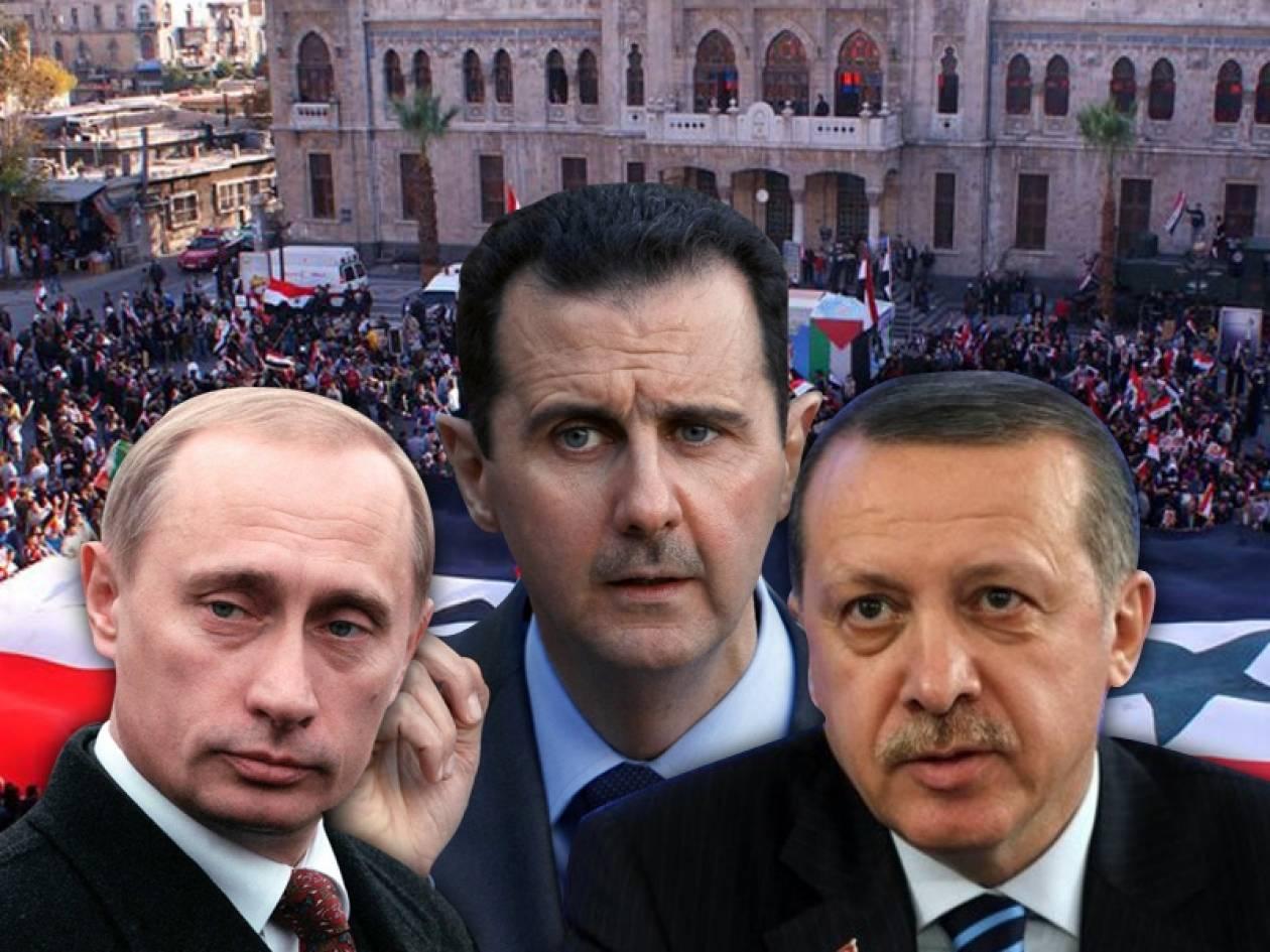 Πυκνώνουν τα σύννεφα πoλέμου στη Συρία