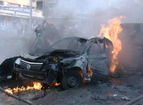 Bομβιστική επίθεση έξω από τη βρετανική πρεσβεία στο Μπαχρέιν