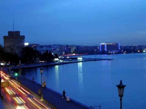Bυθίστηκαν στο σκοτάδι, οι γειτονιές της Θεσσαλονίκης