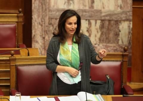 Διαμαντοπούλου: Πρέπει να αρχίσουν διαδικασίες διαδοχής στο ΠΑΣΟΚ