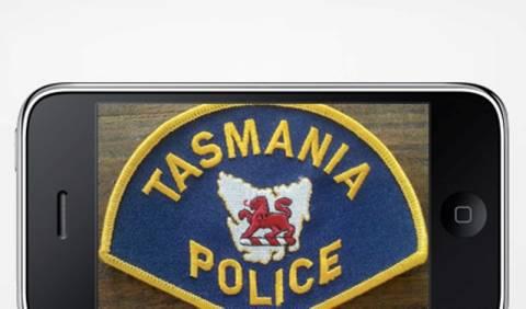 Αστυνομικοί στην Τασμανία παρέδωσαν τα κινητά τους!