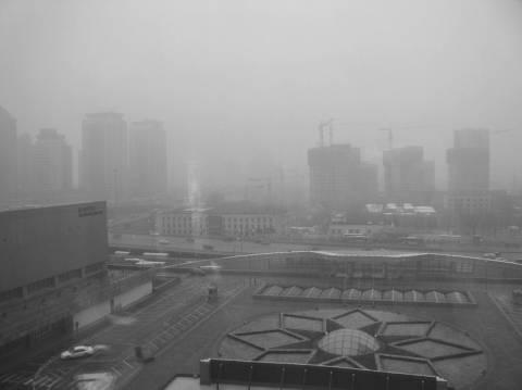 Επικίνδυνη ρύπανση στο Πεκίνο