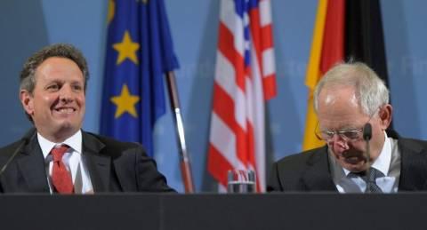 Τ. Γκάιτνερ: Όχι στην ενίσχυση του ΔΝΤ από την Ομοσπονδιακή Τράπεζα