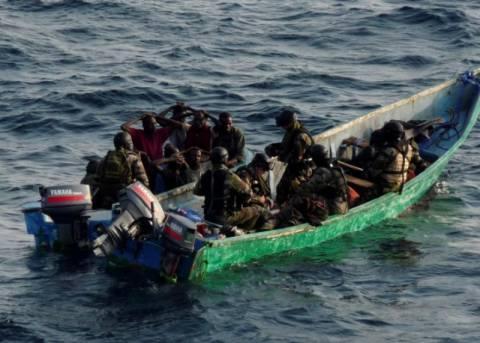 Μειώθηκαν οι επιθέσεις από Σομαλούς πειρατές