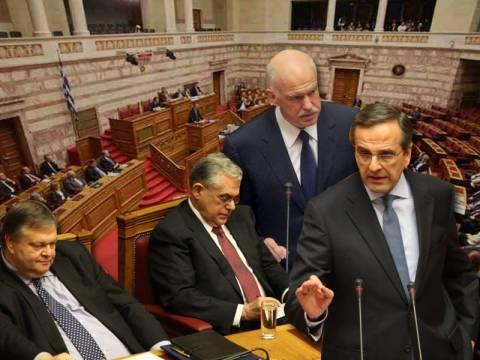 Υπερψηφίστηκε ο προϋπολογισμός του 2012