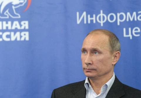 Οι αντίπαλοι του Πούτιν στις εκλογές του 2012