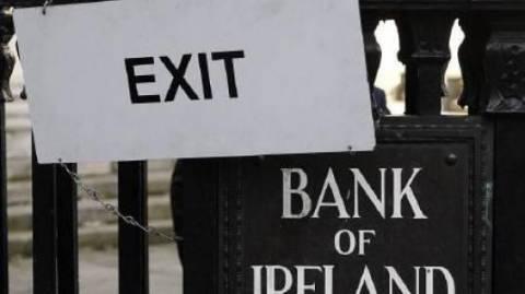 Ιρλανδία:«Δεν τυπώνουμε ιρλανδικές λίρες»