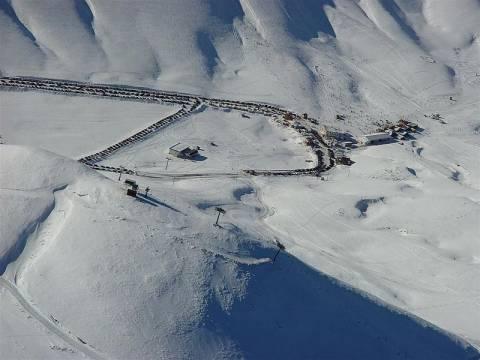 Ανοίγει το Χιονοδρομικό Κέντρο Φαλακρού