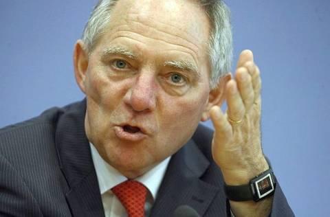 Β. Σόιμπλε: Μόνες τους θα ανακεφαλαιοποιηθούν οι γερμανικές τράπεζες