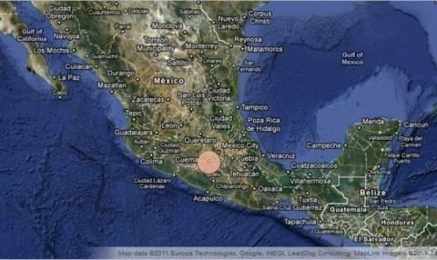 Τρεις νεκροί στο σεισμό του Μεξικού