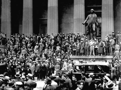 Financial Times: «Ξέχνα το 1929, εδώ έρχεται Μεσαίωνας»