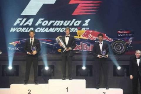 Η FIA βραβεύει τους πρώτους