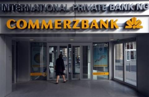 Commerzbank: Διαβουλεύσεις με την γερμανική κυβέρνηση για ενίσχυση