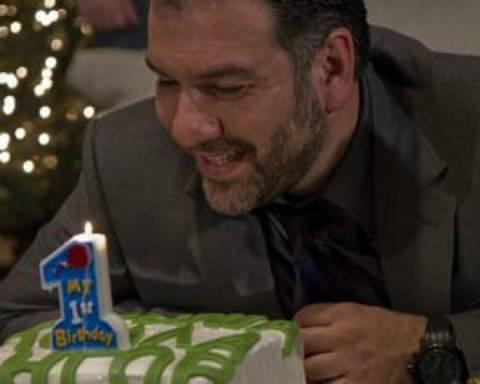 Γενέθλια στην TV κάνει ο Γρηγόρης!