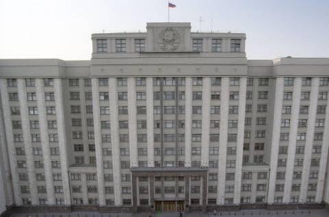 Στις 21 Δεκεμβρίου συνεδριάζει η νέα Δούμα