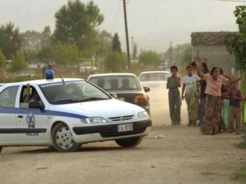 Συλλήψεις σε οικισμό Τσιγγάνων στην Καρδίτσα