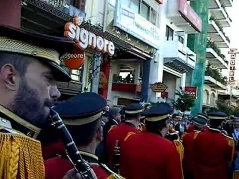 Πρoσλαμβάνουν  προσωπικό στη μπάντα του δήμου Πατρέων