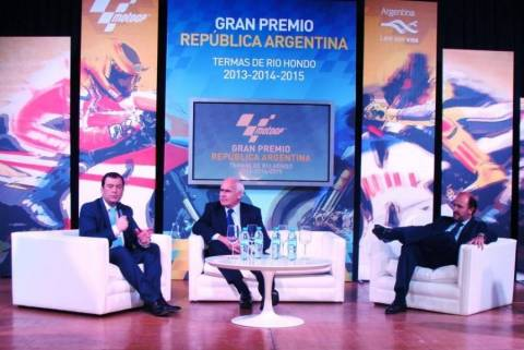 MotoGP: Γκραν πρι Αργεντινής για το 2013