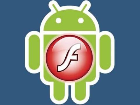 Αναβάθμιση για τον Flash Player που δεν υποστηρίζει ακόμα ICS…