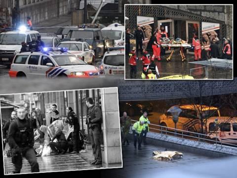 Σκόρπισε το θάνατο στην αγορά της Λιέγης
