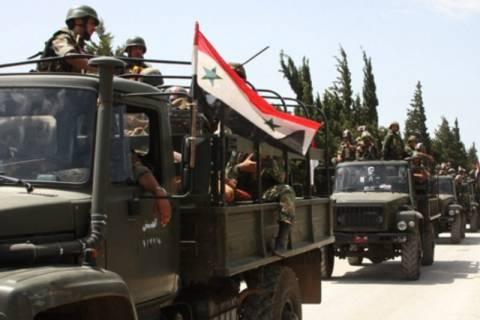 Συρία: Επίθεση σε στρατιωτική αυτοκινητοπομπή