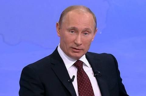 Πούτιν: «Θα φύγω, αν χάσω τη στήριξη του κόσμου»