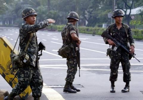 Φιλιππίνες: Πέντε νεκροί σε ενέδρα ανταρτών