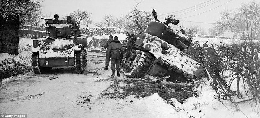 Αδημοσίευτες φωτογραφίες από τον Β' Παγκόσμιο πόλεμο