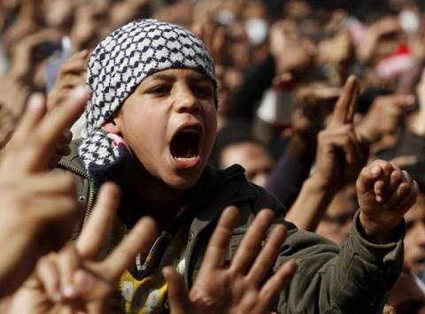 Ένα χρόνο  συμπληρώνει η αραβική εξέγερση