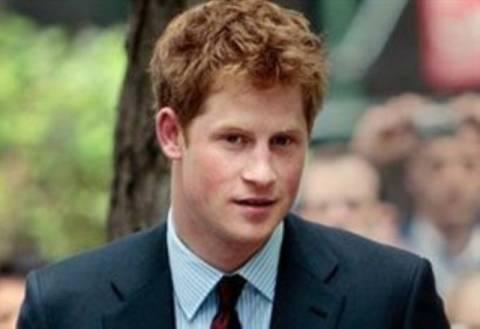 Oταν ο πρίγκιπας Χάρι έτρεξε να βοηθήσει  το φίλο του...