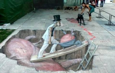 Eduardo Relero: Ένας διαφορετικός ζωγράφος!
