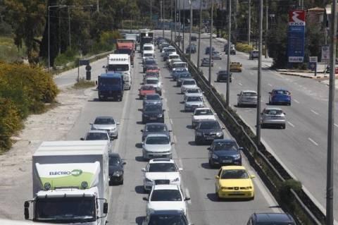 Έργα και τμηματική διακοπή στην Αθηνών-Λαμίας