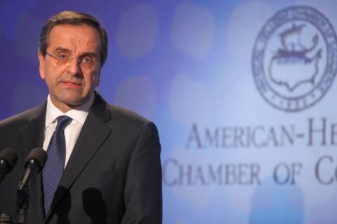 Μείωση των εργοδοτικών εισφορών ζητά ο Α. Σαμαράς