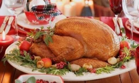 ΕΣΕΕ:Φθηνότερο κατά 5,3% το εορταστικό τραπέζι