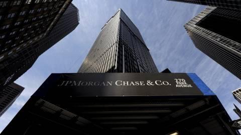 JP Morgan: Ανέτοιμες οι αγορές για ελληνική χρεωκοπία