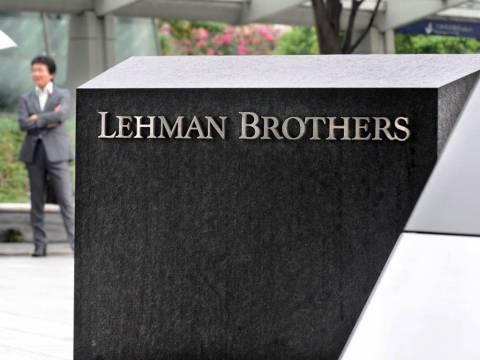 Lehman Brothers η Ευρωζώνη!