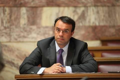 Σταϊκούρας: Ανάταξη της Οικονομίας με τροποποίηση πολιτικών