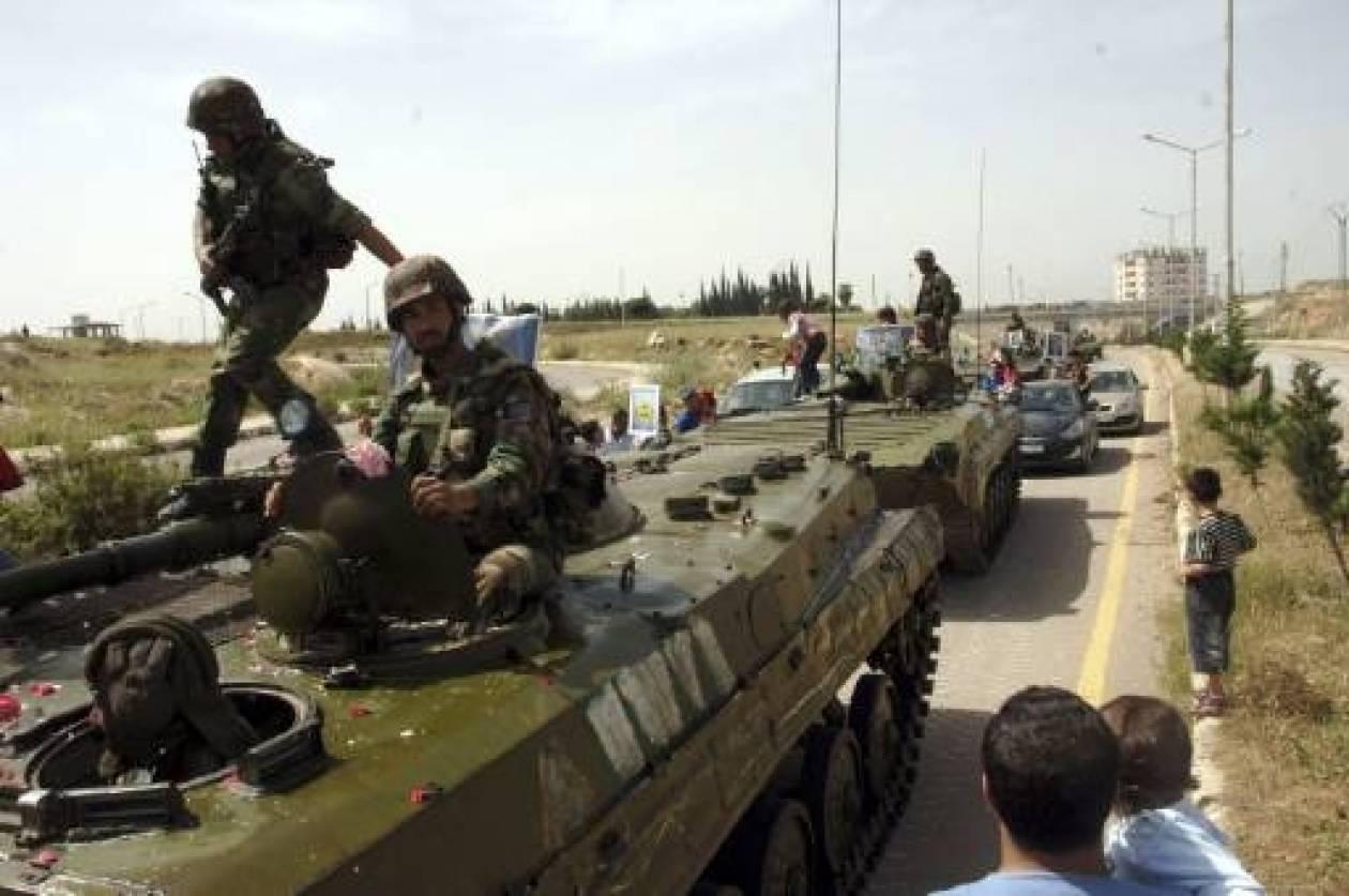 Ασκήσεις προετοιμασίας «σε κάθε επίθεση» έκανε η Συρία
