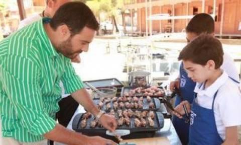«Master Chef Junior»: Μαγείρεψαν στο Σοφικό