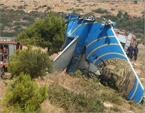 Αθωωτική απόφαση για την αεροπορική  τραγωδία του «Ήλιος»