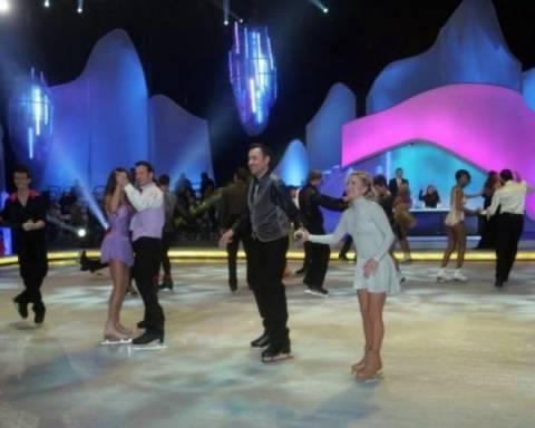 Χριστουγεννιάτικο «Dancing On Ice»