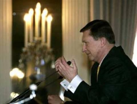 Στέλεχος της KGB - επικεφαλής του  γραφείου της ρωσικής προεδρίας
